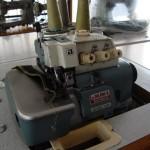 Ραπτομηχανή Juki κοπτοράπτης τρίκλωνος