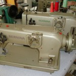Ραπτομηχανές Bernina 217 zig-zag γαζωτικές