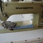 Ραπτομηχανή Shanggong zig-zag 12mm γαζωτική