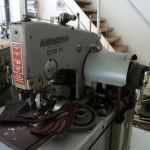 Ραπτομηχανή Minerva κουμπότρυπα