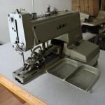 Ραπτομηχανή Juki κουμπί