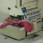 Ραπτομηχανή Juki κοπτοράπτης τετράκλωνος